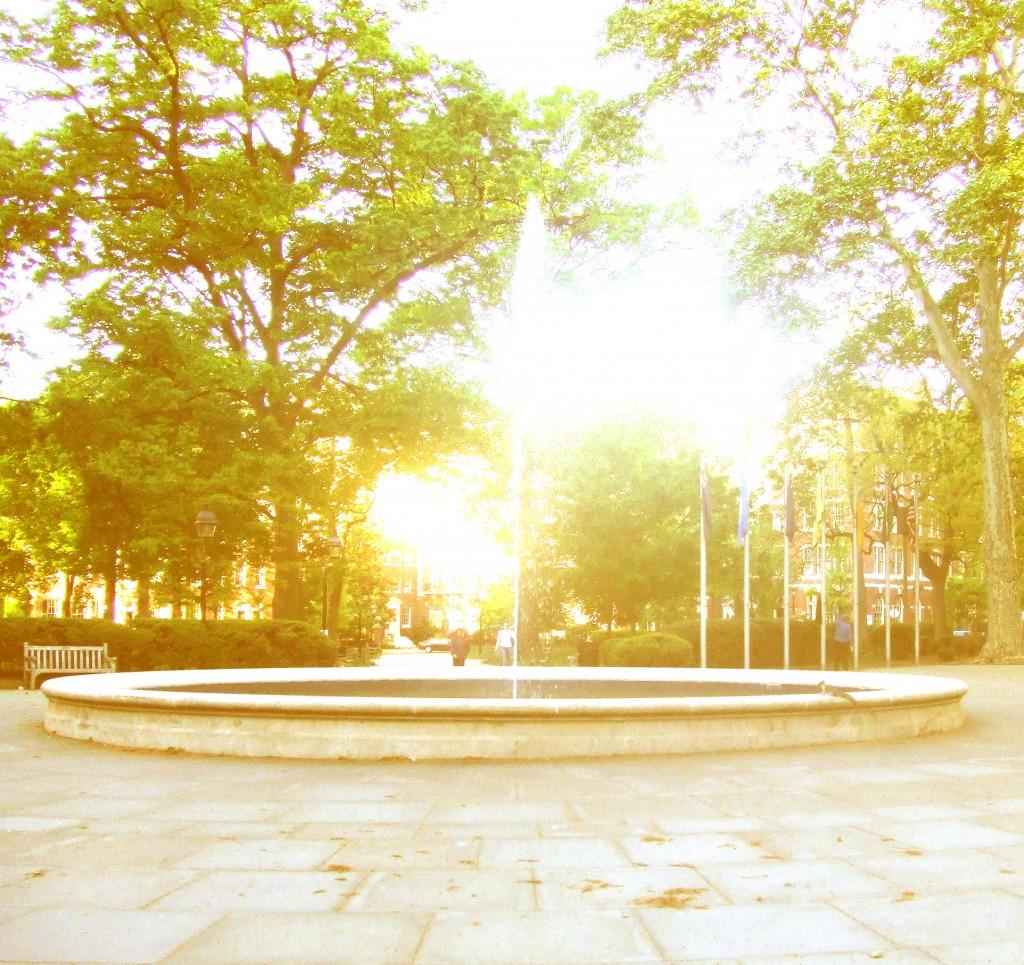 Washington Square Park - Day of Radiance