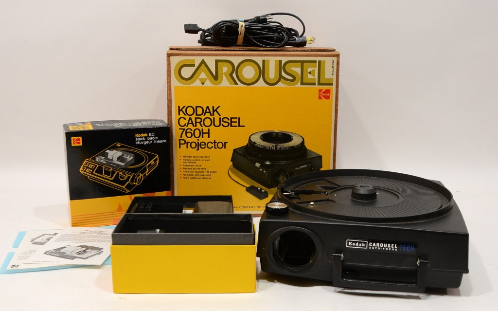 kodak-760h-carousel-slide-projector-with-lens-stack-loader-box-remote-works-e960a4d39aec83d65112f369e9893eaa