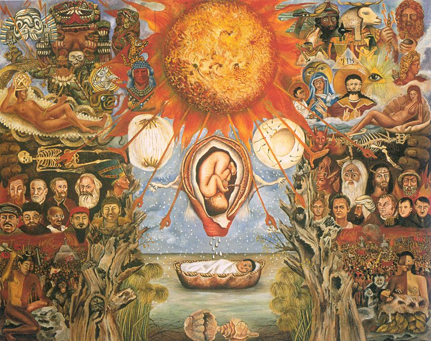 Moses (Nucleus of Creation) - 1945
