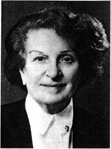 Rezsi Sunshine (Regina Szobolcsi) 1888-1970